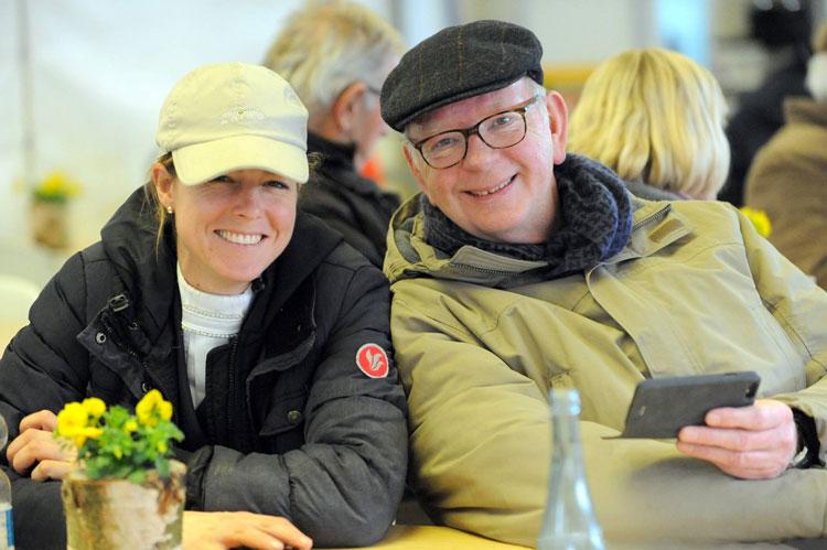 Peter Spelsberg & Johanna Klippert
